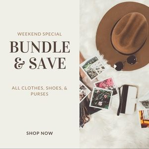 💗BUNDLE your LIKES & SAVE this weekend💗